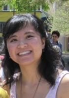 A photo of Monica who is one of our tutors in Washington DC