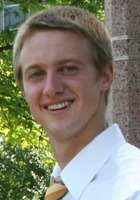 A photo of Justin who is one of our St. Louis Microbiology tutors