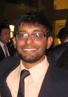 A photo of Aditya who is one of our New York City Pre-Calculus tutors