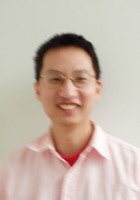 A photo of Zhong who is one of our Biology tutors