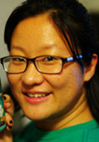 A photo of Shengnan who is one of our Philadelphia Mandarin Chinese tutors