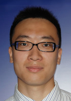 A photo of Yan who is one of our Philadelphia Middle School Math tutors