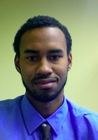 A photo of Naji who is one of our Houston Math tutors