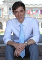 A photo of Benjamin who is one of our College Essays tutors in Washington DC