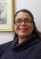 A photo of Karen who is one of our New York City Writing tutors