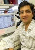 A photo of Mohit who is one of our Microbiology tutors in Washington DC