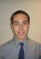 A photo of David who is one of our New York City Anatomy tutors