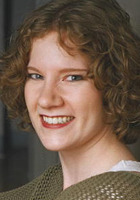 A photo of Amy who is one of our Chicago GRE tutors