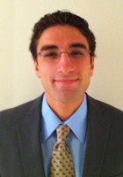 A photo of Michael who is one of our New York City SSAT tutors