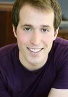 A photo of Andrew who is one of our New York City Writing tutors