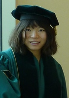 A photo of Qianyu (Theresa) who is one of our Dallas Fort Worth Math tutors