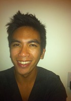 A photo of Tienlong who is one of our Chicago ACT Writing tutors