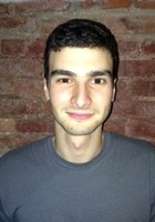 A photo of Justin  who is one of our New York City Writing tutors