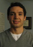 A photo of David who is one of our New York City GRE tutors