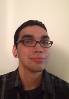 A photo of Joel who is one of our Phoenix Math tutors