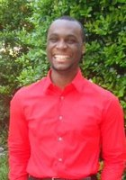 A photo of Okwudili who is one of our Houston Physics tutors