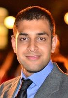 A photo of Farrukh who is one of our Dallas Fort Worth ISEE tutors