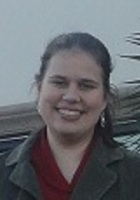 A photo of Elise who is one of our Houston Spanish tutors
