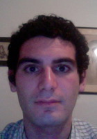 A photo of Ethan who is one of our New York City tutors
