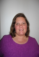 A photo of Traci who is one of our tutors
