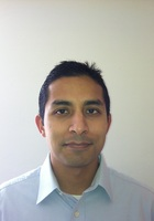 A photo of Hafid who is one of our San Diego SAT tutors