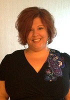 A photo of Rebecca who is one of our St. Louis Reading tutors