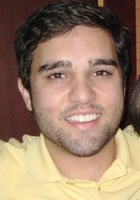 A photo of John (Hovhannes) who is one of our Spanish tutors in Houston, TX