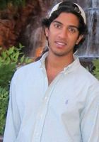 A photo of Parth who is one of our Atlanta Anatomy tutors