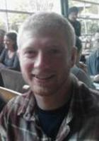 A photo of Matthew who is one of our San Diego Writing tutors