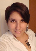A photo of Jessica who is one of our English tutors in Tucson, AZ