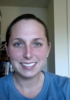 A photo of Caitlin who is one of our Statistics tutors in Washington DC