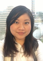 A photo of Yilin who is one of our Atlanta ACT Writing tutors