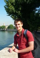 A photo of Matthew who is one of our Atlanta Biology tutors