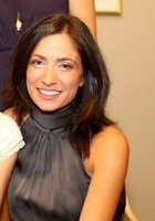 A photo of Tahereh who is one of our Washington DC Anatomy tutors