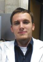 A photo of Aleksey who is one of our Houston Physics tutors