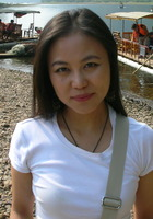 A photo of Veronica who is one of our Mandarin Chinese tutors