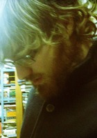 A photo of Erik who is one of our New York City Writing tutors