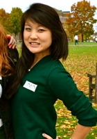 A photo of Rebecca who is one of our Phoenix LSAT tutors