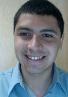 A photo of Roberto who is one of our Los Angeles Pre-Calculus tutors