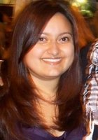 A photo of Amanda who is one of our Houston Phonics tutors