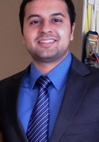 A photo of Shivam who is one of our Chicago Elementary Math tutors