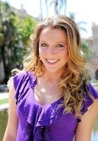 A photo of Hannah who is one of our San Diego Essay Editing tutors