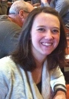 A photo of Krista who is one of our Chicago Spanish tutors
