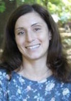 A photo of Melissa who is one of our Philadelphia Phonics tutors