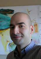 A photo of Kosta who is one of our Chicago Languages tutors