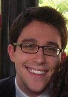 A photo of Aaron who is one of our Writing tutors in New York City, NY