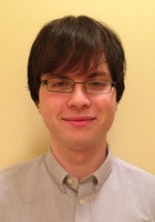 A photo of Samuel who is one of our New York City Writing tutors