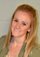 A photo of Kristen who is one of our Dallas Fort Worth Math tutors