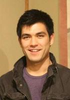 A photo of Noah who is one of our Chicago Languages tutors