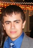A photo of Javier who is one of our Phoenix Pre-Calculus tutors
